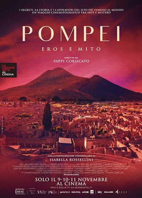 Pompei – Eros e mito