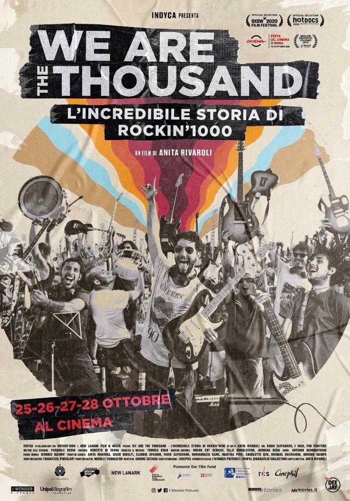 We are the thousand - L'incredibile storia di Rocking' 1000