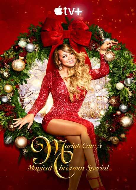 La magia del Natale con Mariah Carey