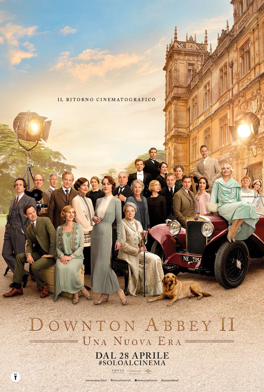 Downton Abbey: Una Nuova Era