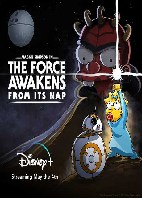 The Force Awakens From Its Nap