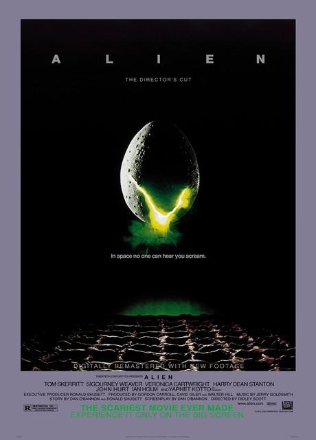Alien: The Director's Cut