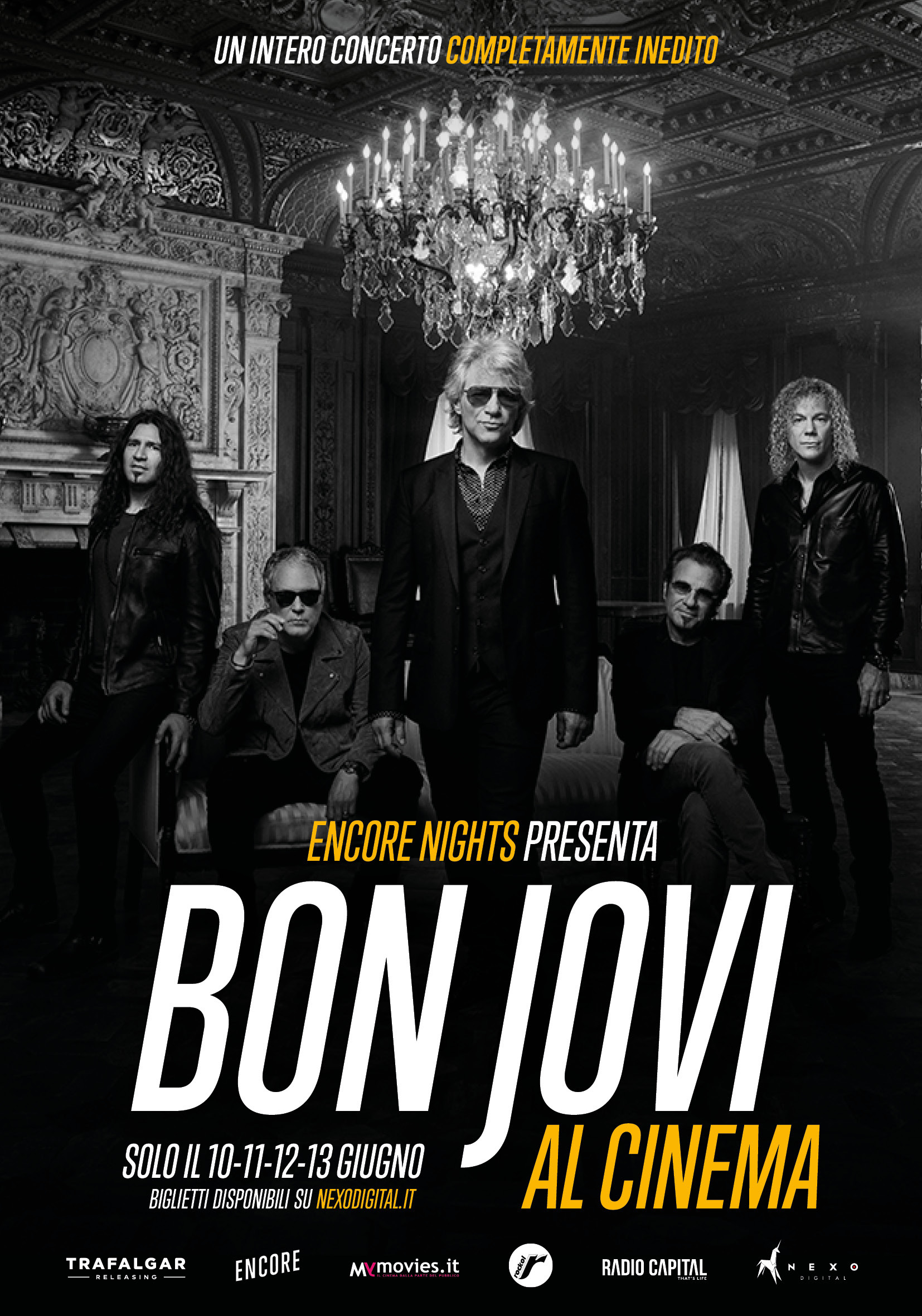 Bon Jovi From - Encore Nights