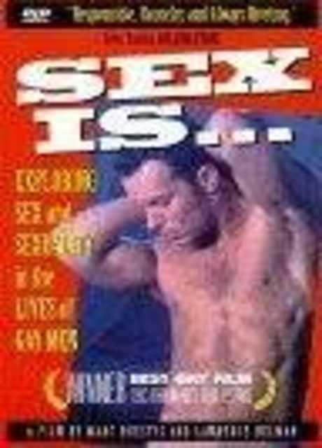 Sex is ...