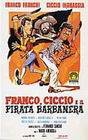 Franco, Ciccio e il pirata Barbanera