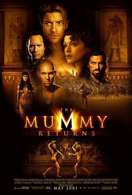 La Mummia - Il ritorno