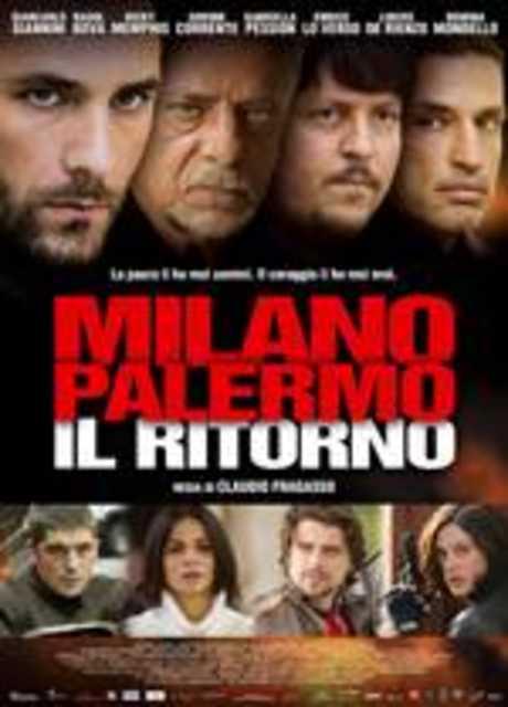 Milano - Palermo: il ritorno