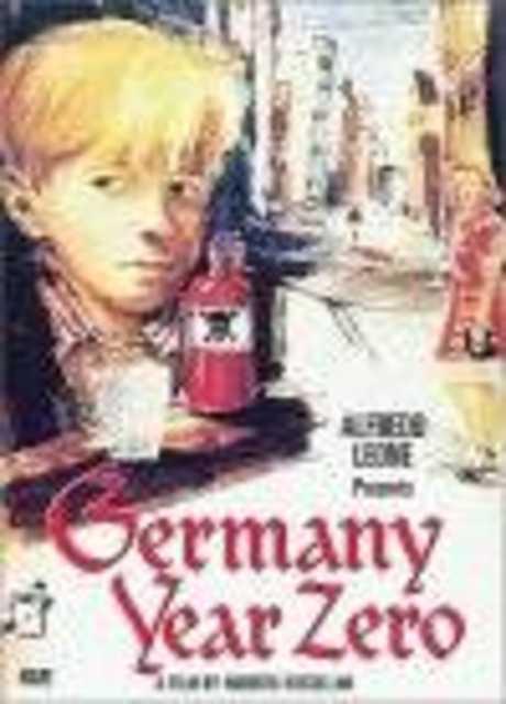 Germania, anno zero