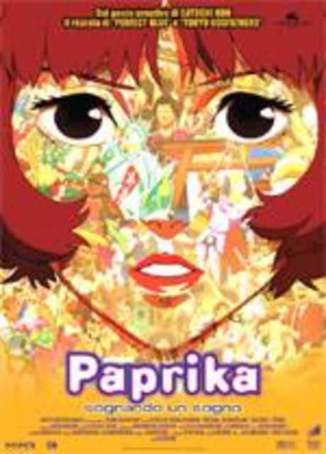 Paprika - Sognando un sogno