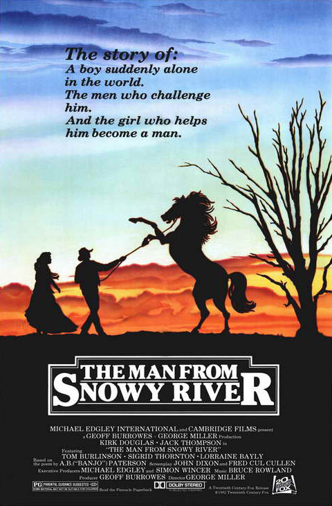 L'uomo del fiume nevoso