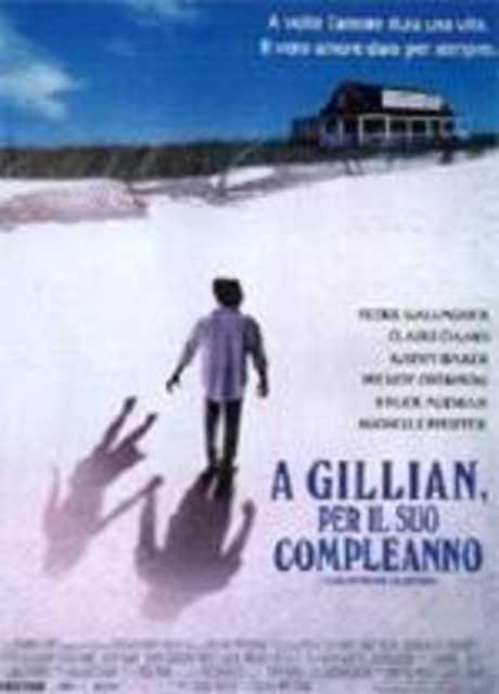 A Gillian per il suo compleanno