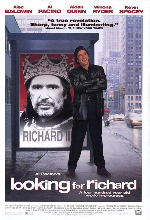 Riccardo III - un uomo un re