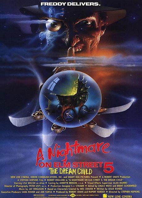 Nightmare 5 - Il mito