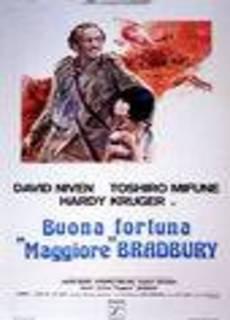 """Buona fortuna """"Maggiore"""" Bradbury"""