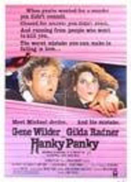 Hanky Panky, fuga per due