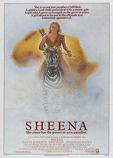 Sheena, regina della giungla
