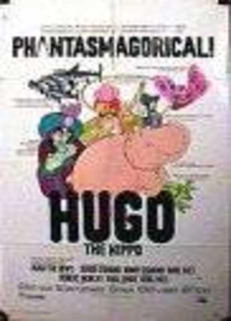 Hugo l'ippopotamo