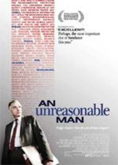 An Unreasonable Man