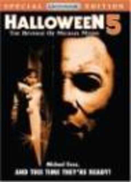 Halloween 5: La Vendetta Di Michael Myers