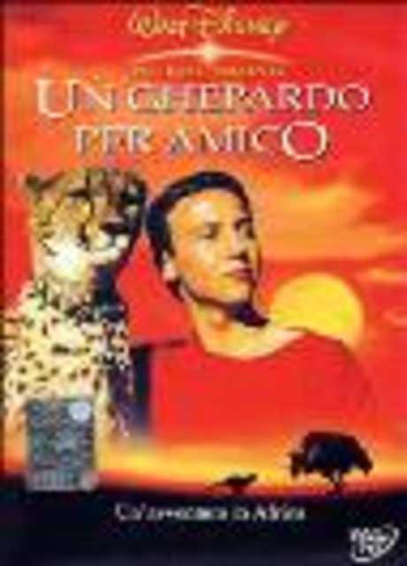 Un ghepardo per amico - Un'avventura in africa