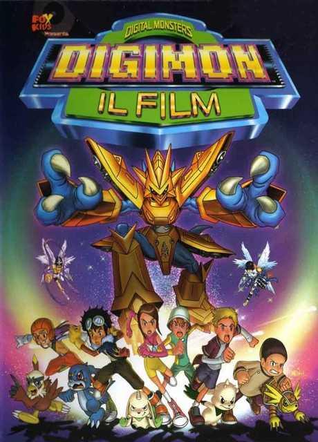 Digimon - Il Film