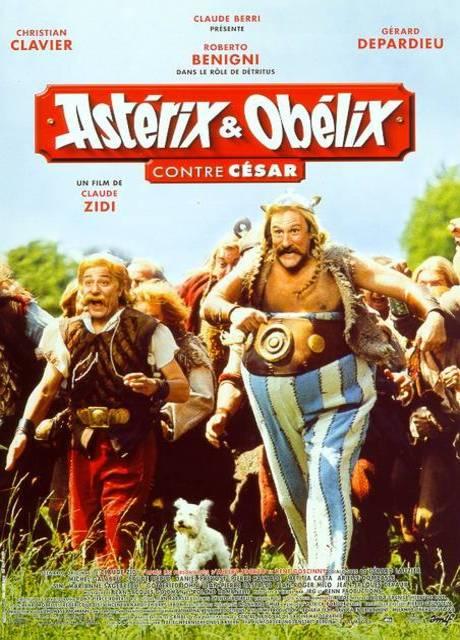 Asterix e Obelix contro Cesare