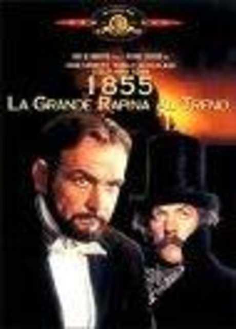1855 - La grande rapina al treno