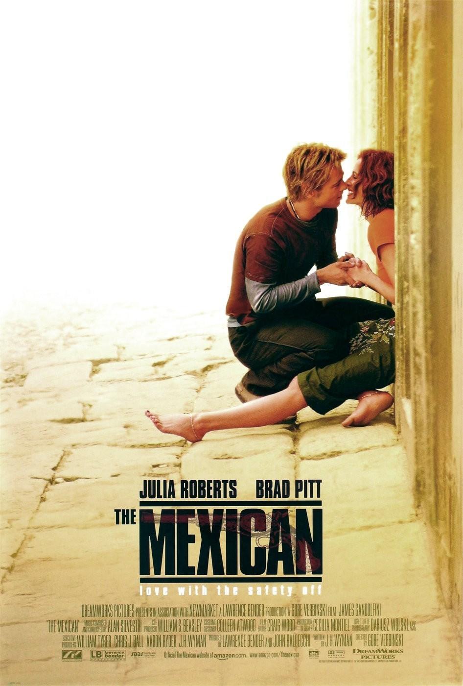 The Mexican-Amore senza la sicura