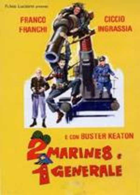 Due marines e un generale