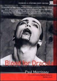 Dracula cerca sangue di vergine... e morì di sete!!!