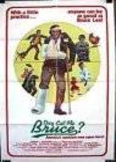 Continuavano a chiamarlo Bruce Lee