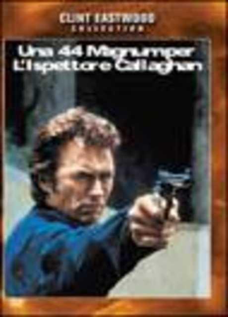 """Una """"44 Magnum"""" per l'ispettore Callaghan"""