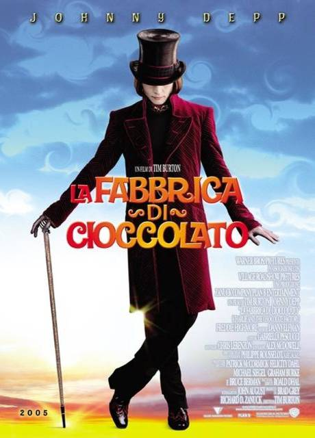La fabbrica di cioccolato