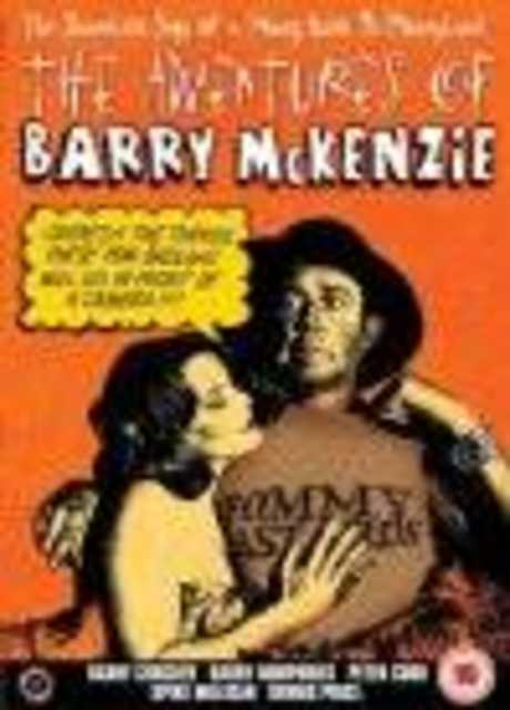 The adventures of Barry McKenzie