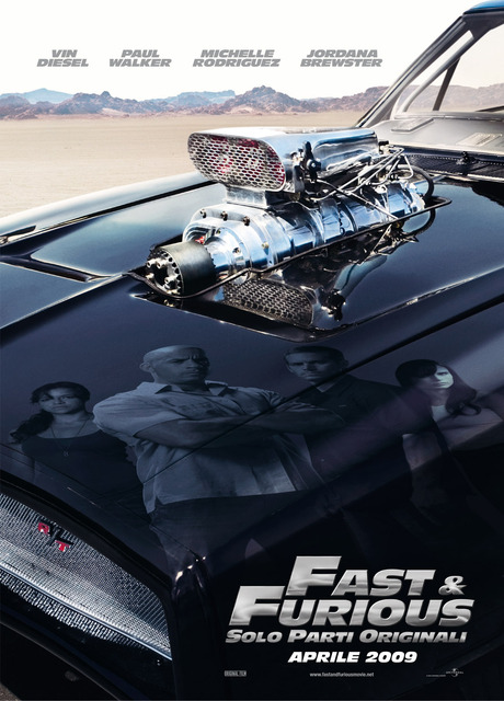 Fast and Furious - Solo parti originali