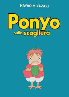Ponyo sulla scogliera
