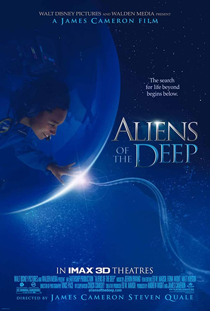 Alieni degli abissi - Aliens of the Deep