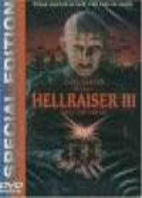 Hellraiser 3: Inferno sulla Terra