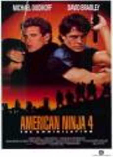 American Ninja 4