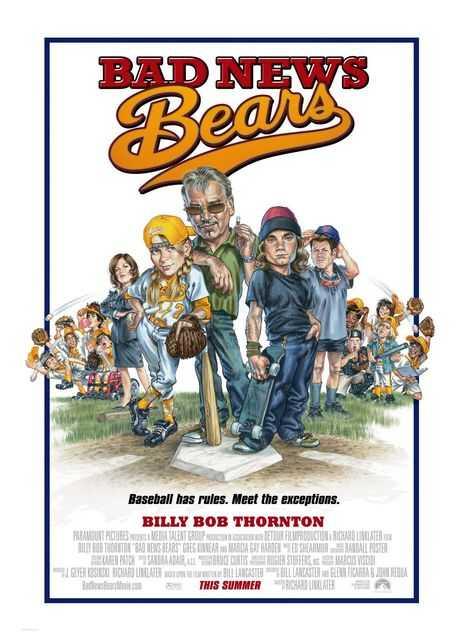 Bad News Bears - Che botte se incontri gli orsi