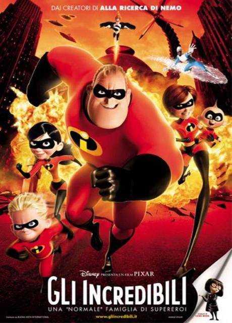 Gli Incredibili - Una normale famiglia di supereroi