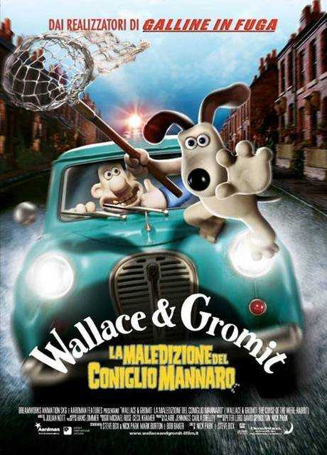 Wallace & Gromit - La maledizione del coniglio mannaro