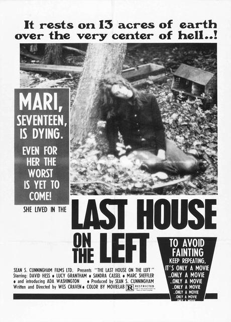 L'ultima casa a sinistra