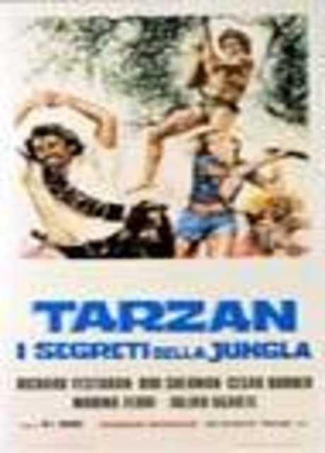 Tarzan e i segreti della jungla