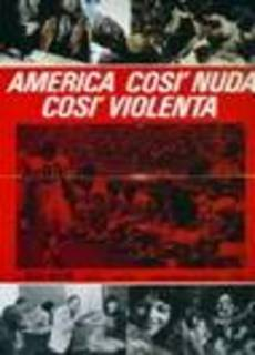 America così nuda, così violenta