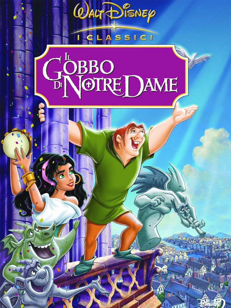 Il gobbo di notre dame trama e cast screenweek