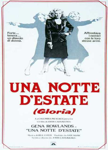 Gloria - una notte d'estate