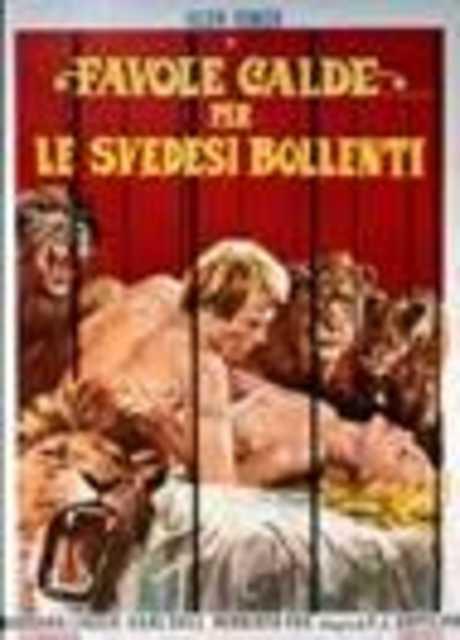 Favole calde...per le svedesi bollenti
