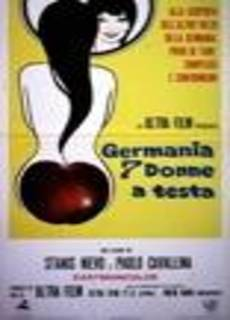 Germania sette donne a testa