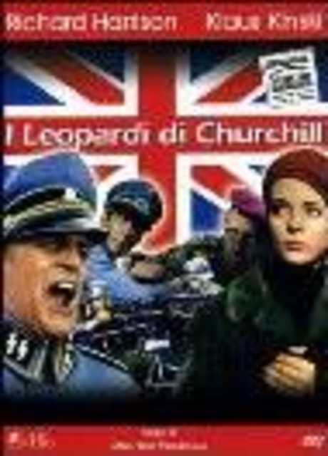 I leopardi di Churchill